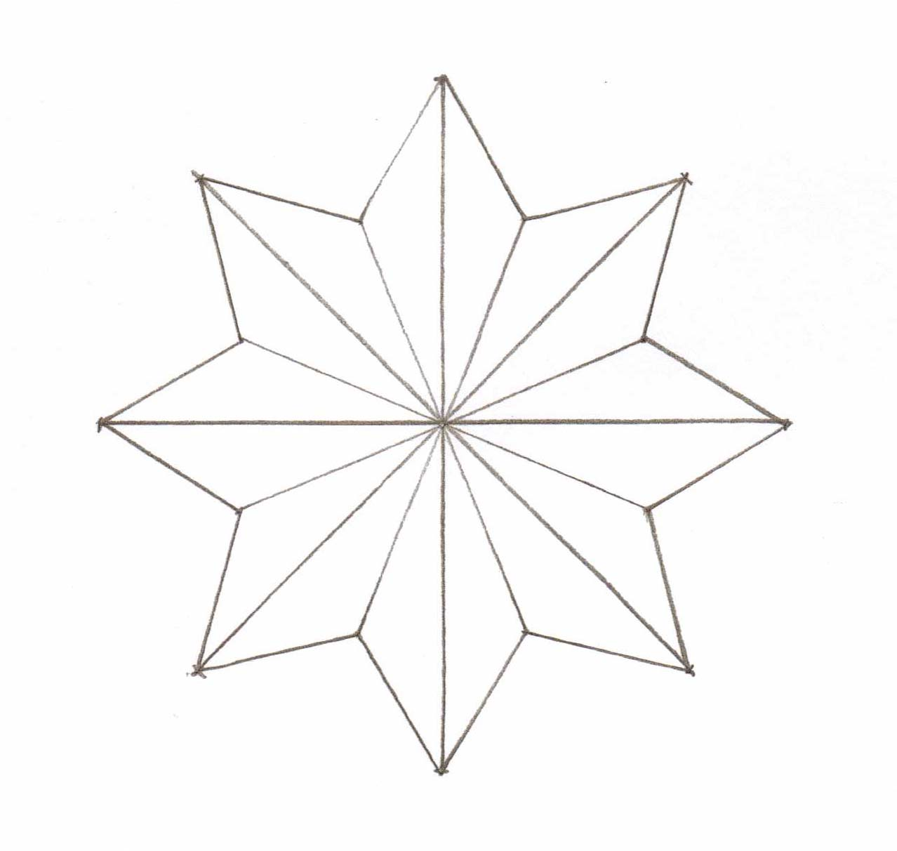 Star Shape Template To Cut Out Click on picture of pattern at